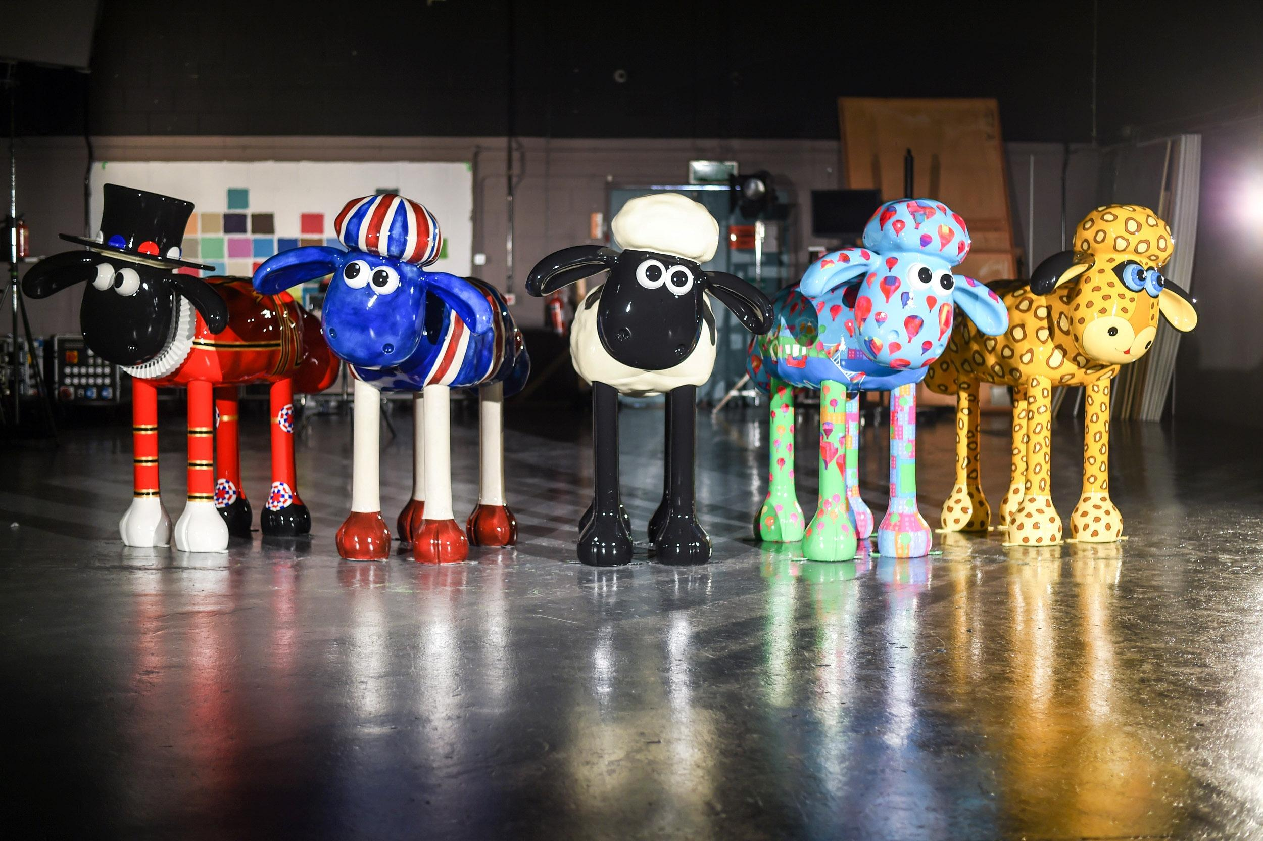 Shaun in the City – coming soon!