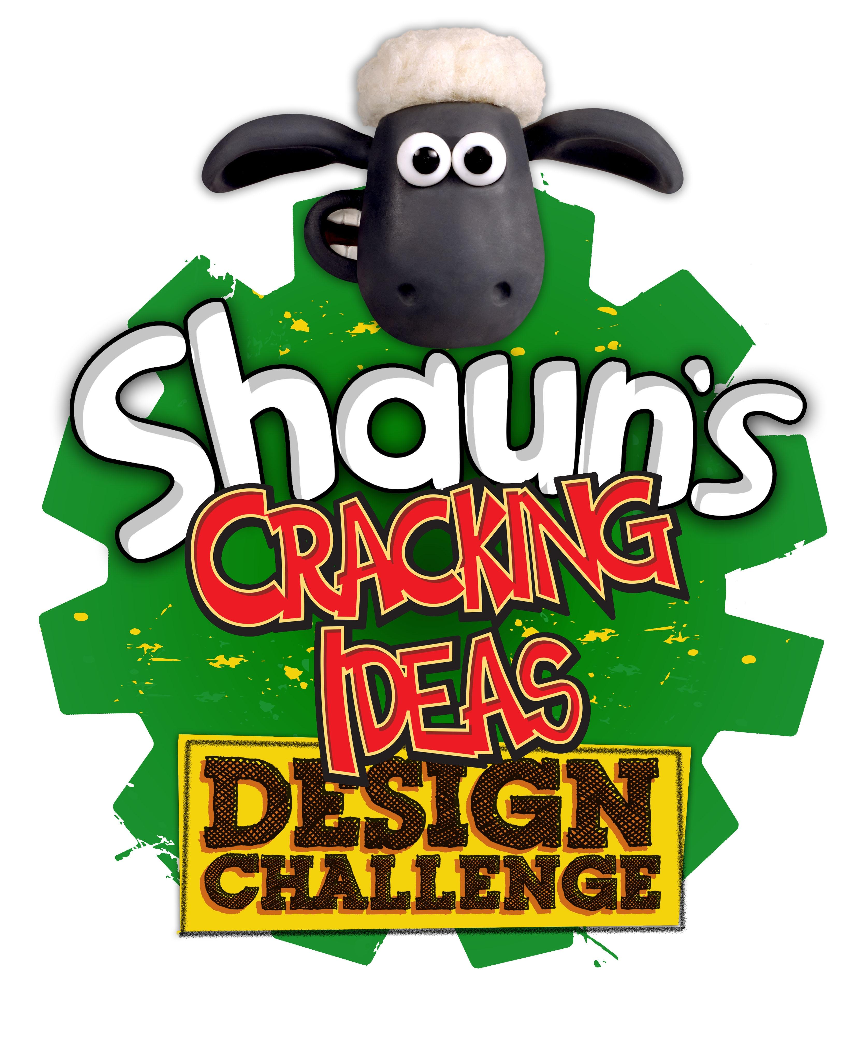 Baaa-rilliant chance to take part in Shaun the Sheep design challenge