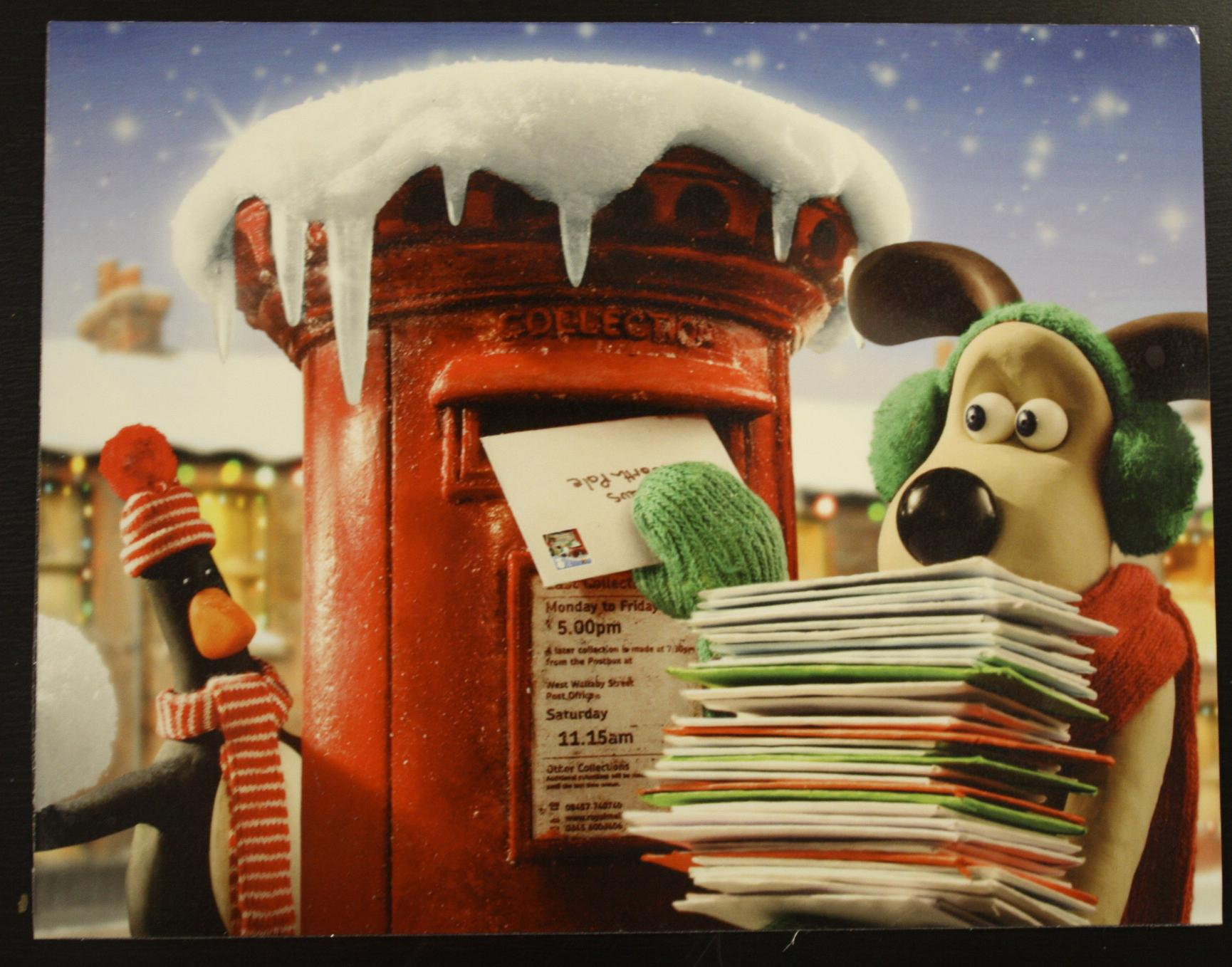 Cracking Christmas Cards Available Now | Wallace & Gromit's ...