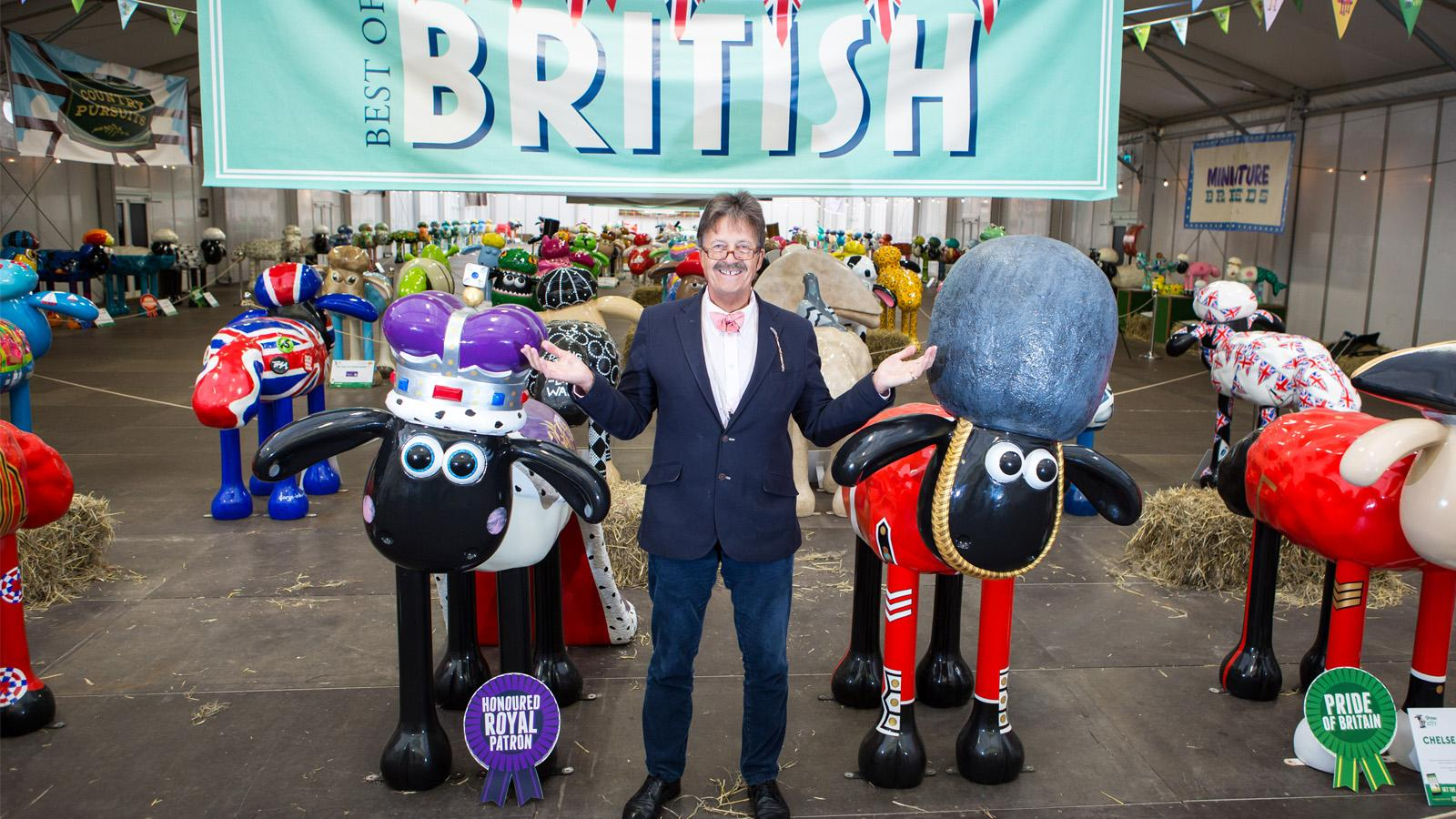 The Shaun in the City auction takes place tonight!