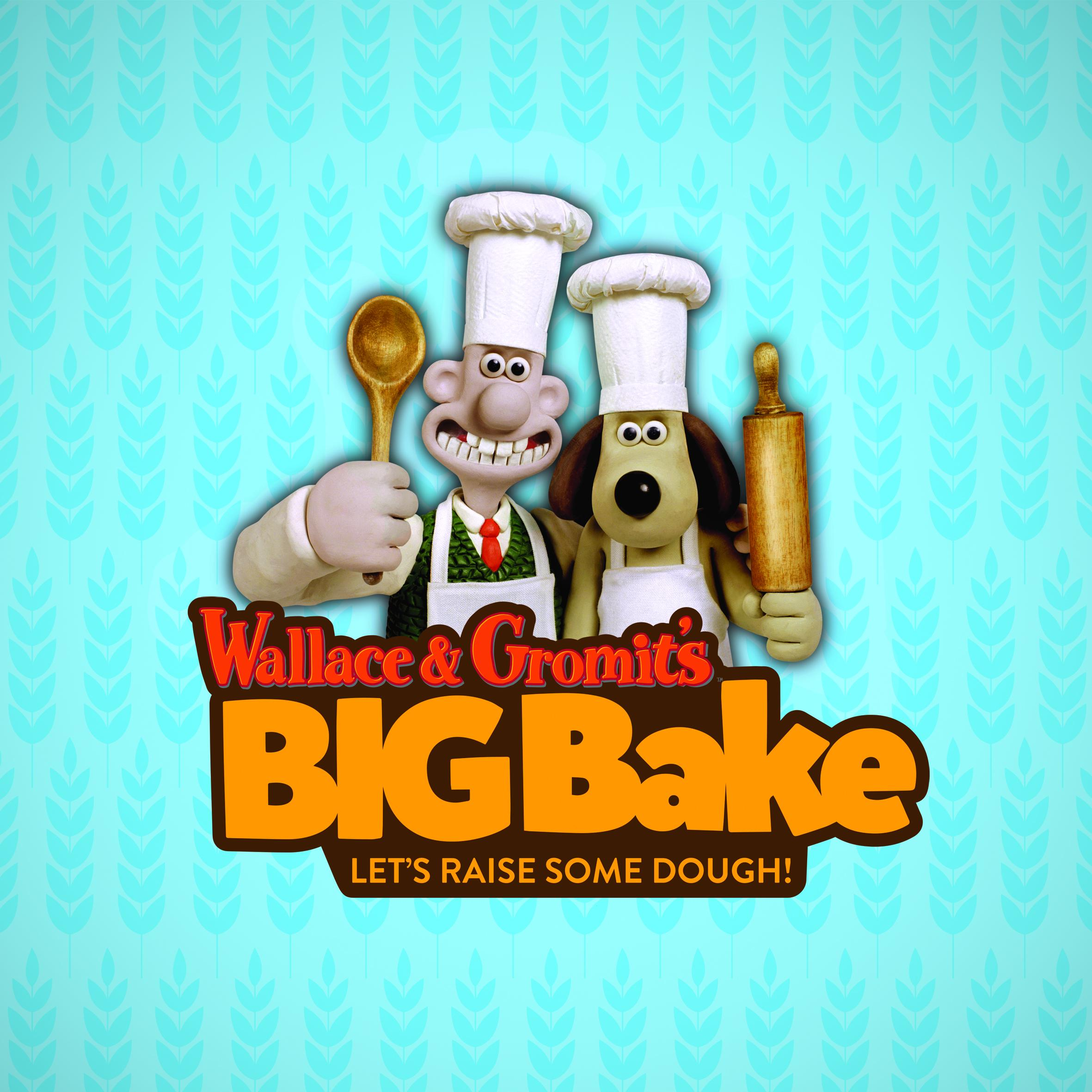 Wallace & Gromit's BIG Bake